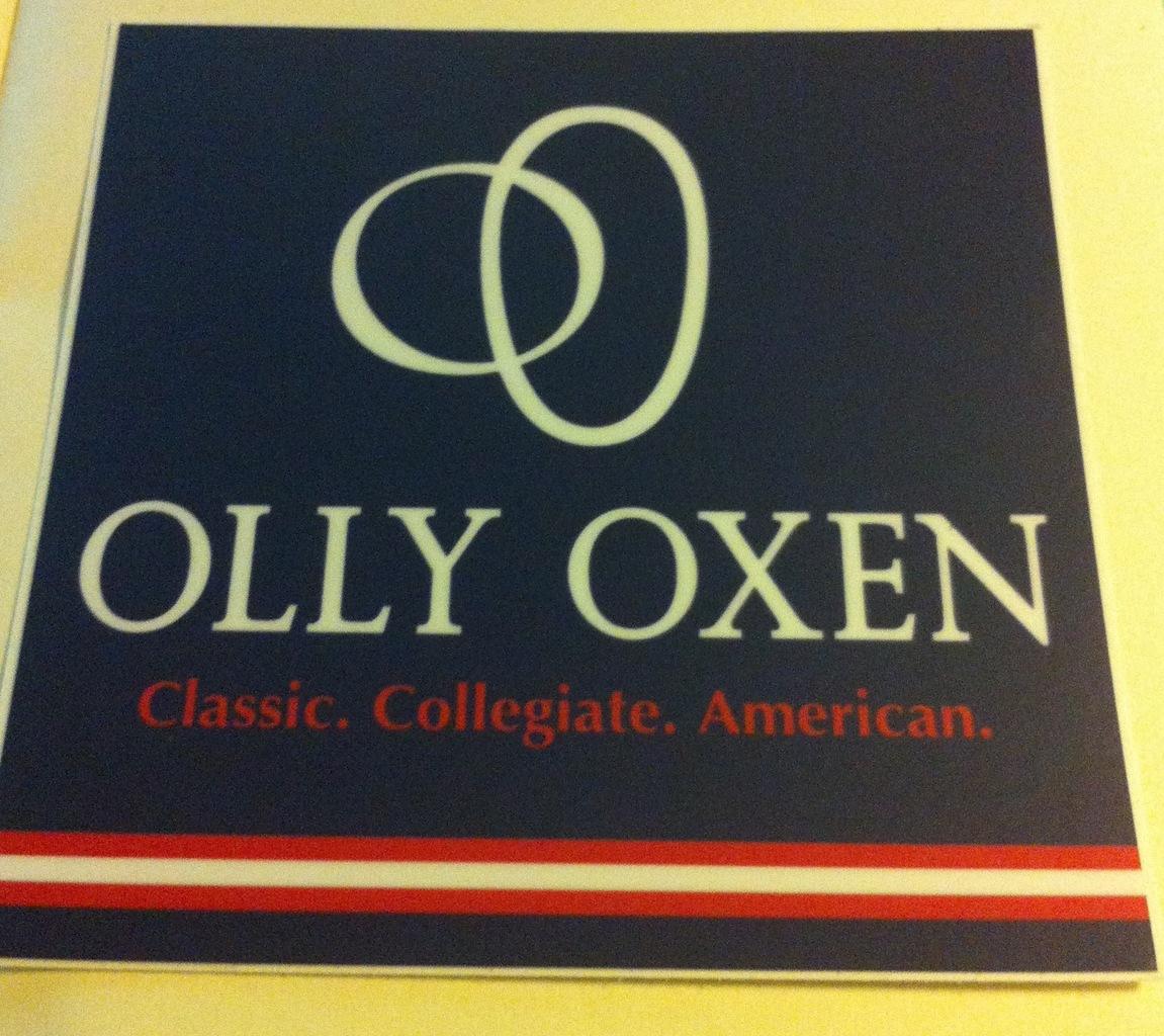 Olly Oxen