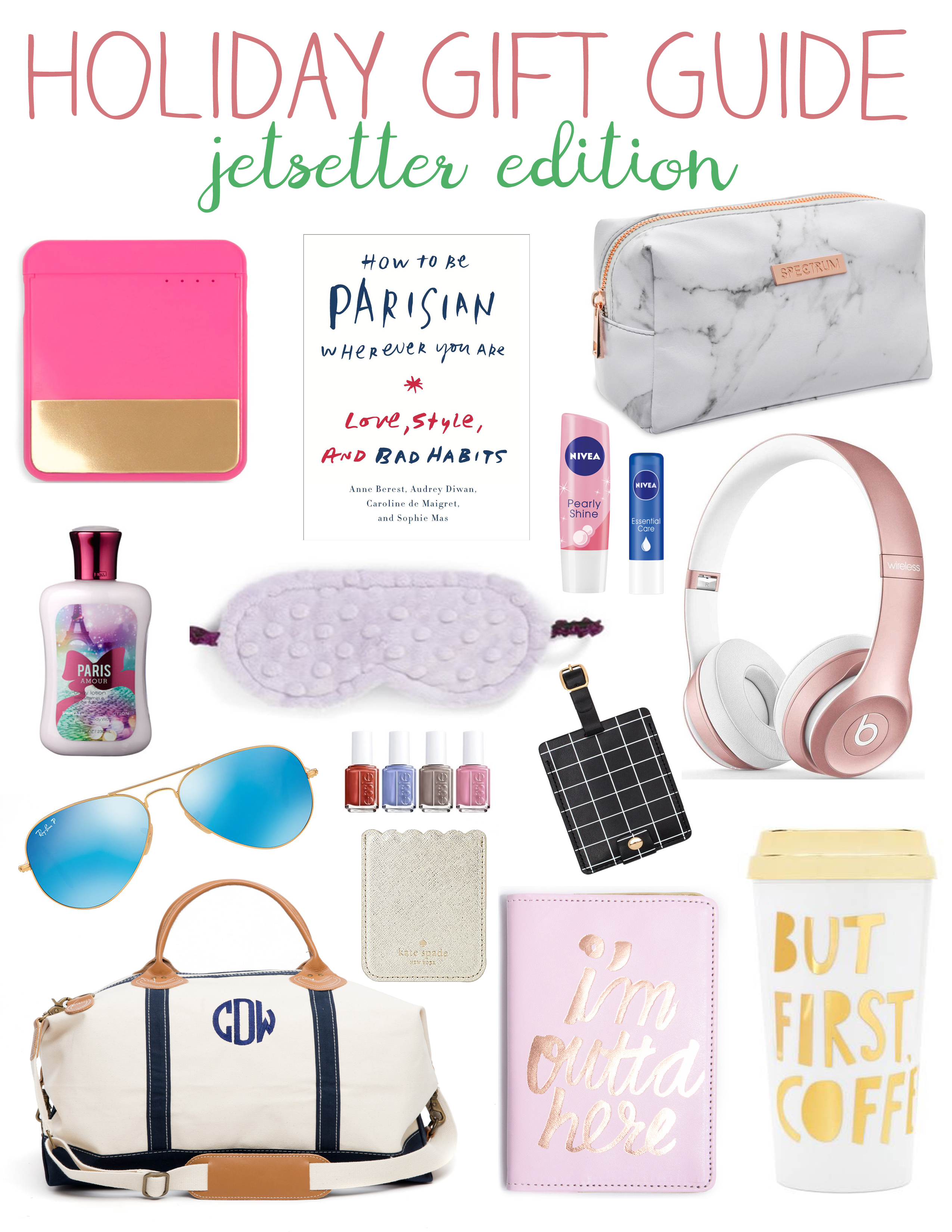 holiday gift guide jetsetter edition